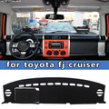 Dashmats автомобиль для укладки аксессуары приборной панели крышки для Toyota FJ Cruiser 2006 2007 2008 2009 2010 2011 2012 2013 2014 2015 2016