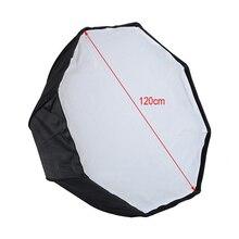 Godox 120 см 48 » октагон зонт вспышки Softbox студия отражатель для камеры Speedlite