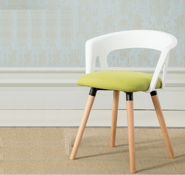 office chair tea coffee house stool Studio guest seat chair furniture shop retail whosale free shipping simple fashion sofa bar chair tea coffee house stool wood frame cloth seat material free shipping