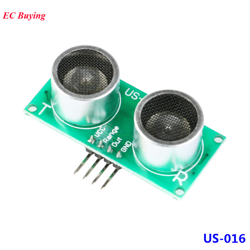 US-016 Diy PCB Analog Voltage Output Double Range Analog Ultrasonic Ranging Module Launch&Receive High Accuracy DC 5V