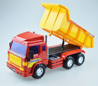 Large Inertia Automobile Earthwork Mixing Truck Car Dumper Trucks Boy Children Toy Car Model