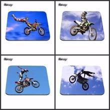 Mairuige Dirt Bike Sport, juego personalizado de alta velocidad, alfombrilla de ratón con estilo Vintage, alfombrilla de ratón de juego rectángulo, envío gratis