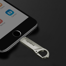 Usb Flash Drive For iPhone 6 6S 6Plus 7 7S 7P 8 8Plus X iPad Lightning Memory Stick 128GB Pendrive for iOS External storage