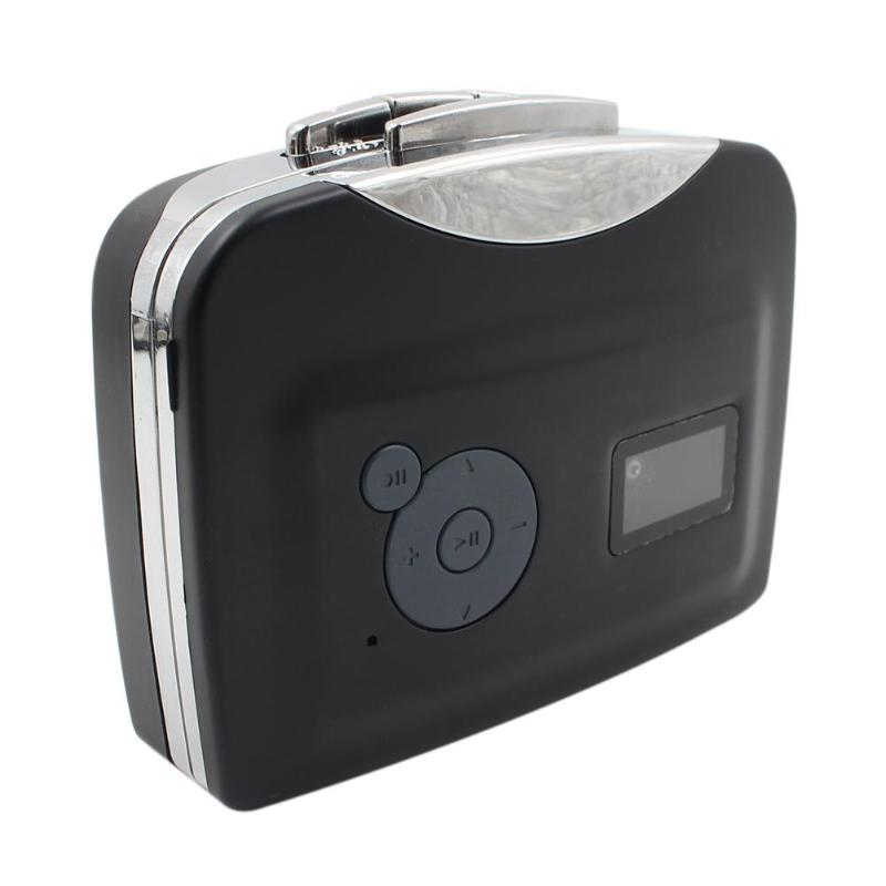 Cassette Capture Tape to PC USB Cassette to MP3 CD Digital Audio Music Player Converter Tape to MP3 Capture Recorder