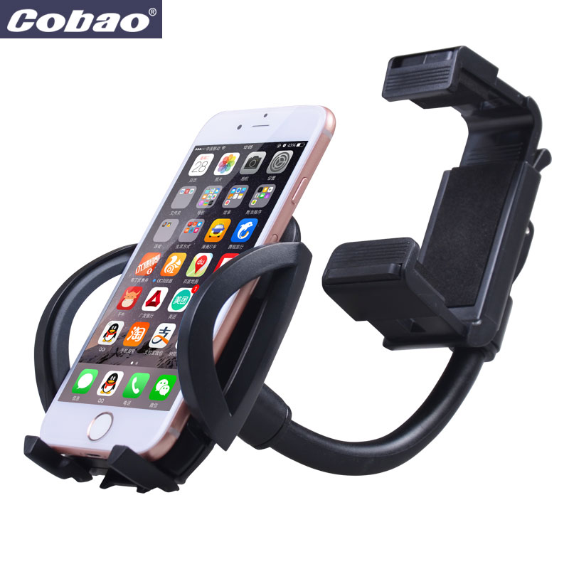 iphone 5s car mount universal mobile holder cobao car phone holder mount stand 2181