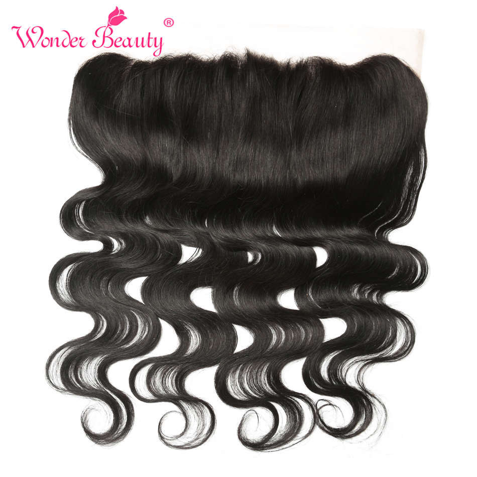 Black Brazilian Body Wave 3 4 Bundles With Closure Middle Free Three Part Remy Human Hair
