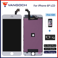 AAA Quality No Dead Pixel Display For IPhone 6 Plus LCD Replacement With 5 5 Inch