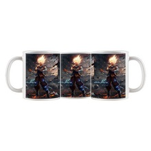 dbz dragon ball z goku angry cool photo morphing coffee mugs morph mug heat changing color porcelain printing Tea Cups cup