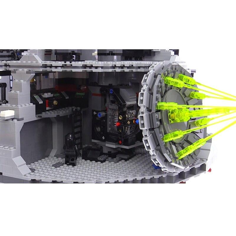 05035 Death Star 05007 Wars série briques blocs de construction compatibles Legoing 10188 75105 jouets pour enfants cadeau de noël-in Blocs from Jeux et loisirs    2