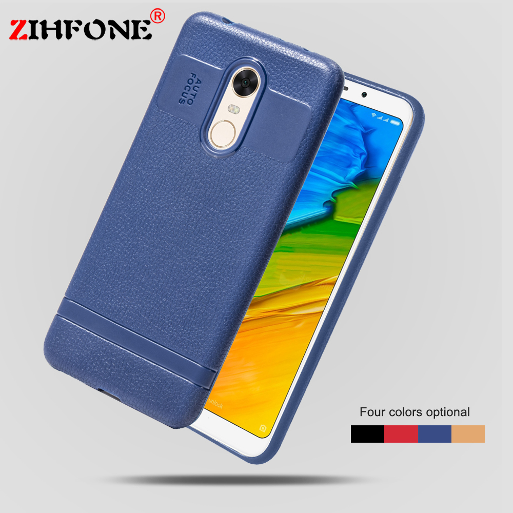 For Xiaomi Redmi 5A Case 4A 4X Note 5A Redmi 5 Plus Cover Skin Pattern TPU Soft Shell Shockproof Silicone Protection Shell Case