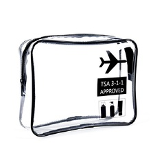 Transparent Cosmetic Bag Travel Bags Waterproof Portable Wash bag Murah Cosmetic Bag for Make Up Organizer soomile 2018 new travel cosmetic bag hanging make up bags waterproof men women portable wash supplies storage bags for suitcase