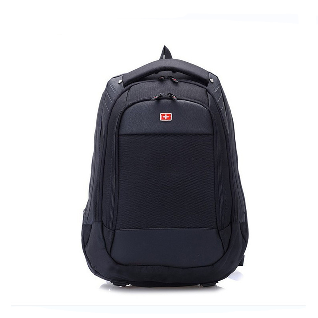 Chuwanglin Fashion Men backpack 17 inch computer bag waterproof backpack male and female business bag travel bag laptop backpack