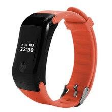 X7 Bluetooth Спорт Smart Band IP67 водонепроницаемый SmartWatch Монитор Сердечного Ритма Смарт-браслет для Android IOS мужчин/MS