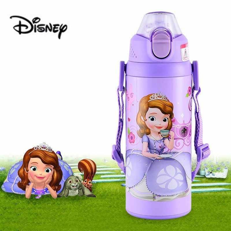 Disney Детская кружка для кормления дети учатся для кормления питья бутылка детский учебный Поильник прочный Tazas кружка-непроливайка в качестве подарка на день рождения