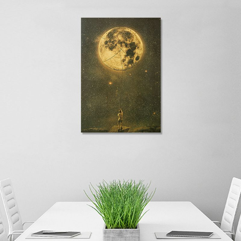 50 5x35cm Vintage Kraft Poster For Home Living Room Office Wall Art Paper Sticker Decorative Painting Gift in Painting Calligraphy from Home Garden