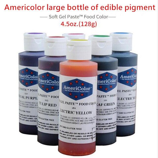 American imports Americolor compound colorant cream fondant ...