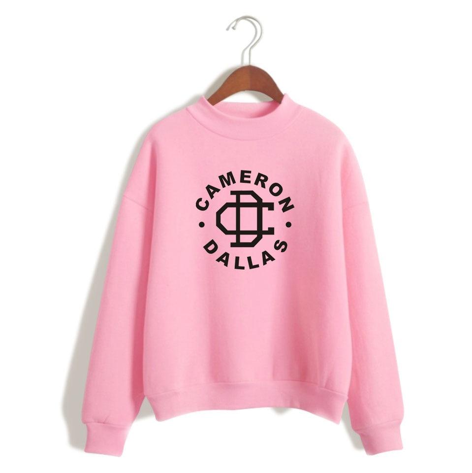 f9b5b06b7c4f40 Cameron Dallas bluzy jesień polar swetry z długim rękawem swetry z golfem  kobiet Streetwear bluzy z kapturem Cameron Dallas