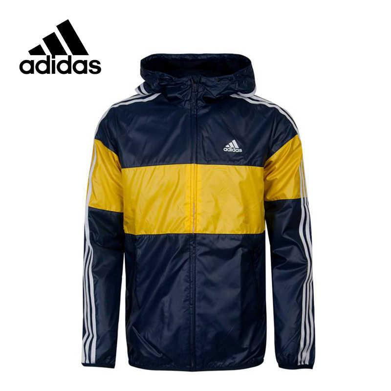 63361232 Оригинальный Adidas Новое поступление WB CB 3 s для мужчин куртка с  капюшоном Спортивная