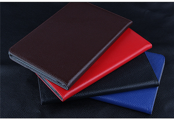 Fashion Luxury Genuine Leather Book Case For Apple IPad Mini 4 Protective Stand Flip Cover Cases For Ipad mini4 7.9 Tablet PC