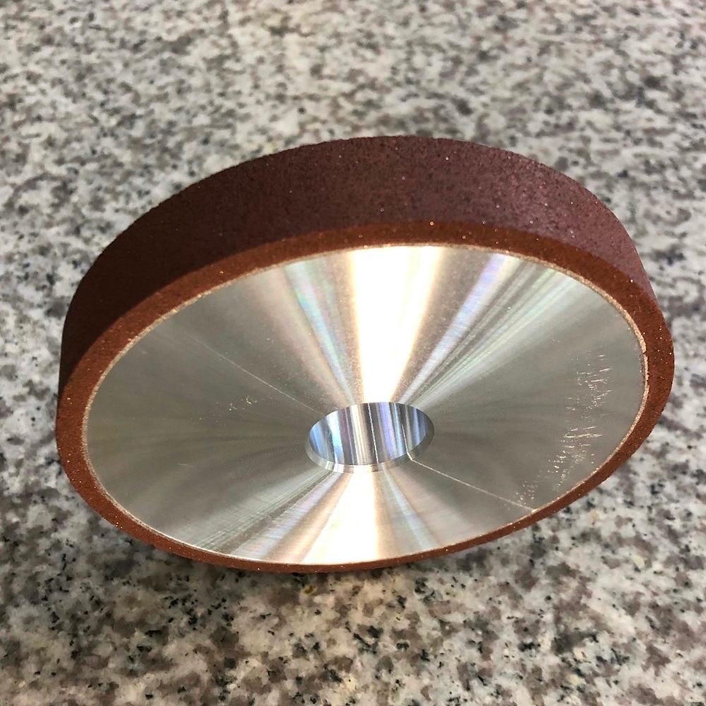 Plat En Forme de Diamant Roue P100 * 16*20*4mm 120/150/180/240/ 320/400 meule Disque Meuleuse Moulin De Coupe Outils Abrasifs
