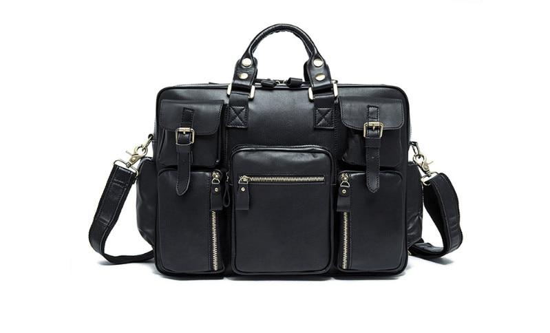 790a40363f02 Classic genuine leather cow skin soft travel duffle for men large capacity  holdall спортивная сумка mizuno