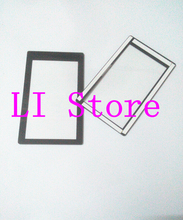 Free Shipping ! New LCD Screen Window Display (Acrylic) Outer Glass For Sony NEX-F3 Screen Protector + Tape