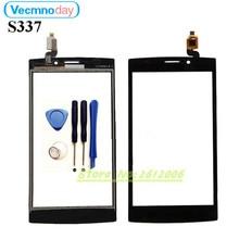 "Vecmnoday 5 ""Сенсорный экран планшета Панель для Philips S337 телефона спереди Стекло CTS337 сенсорный Сенсор Ремонт + Инструменты"