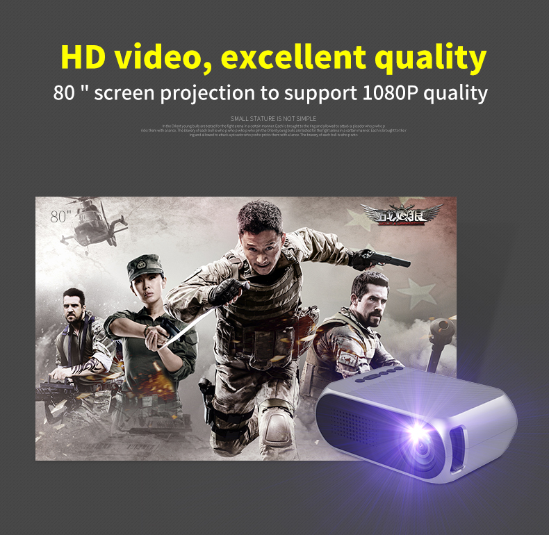 Yg320 Mini Projector (5)