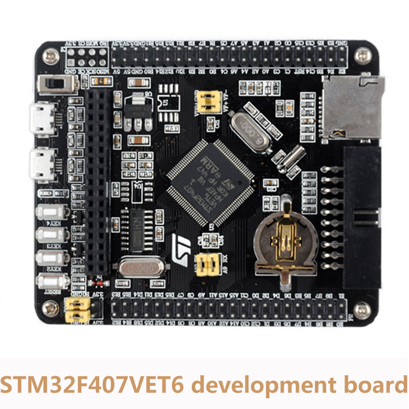 STM32F407VET6 Development Board Cortex-M4 STM32 Minimum System Board STM32F407VET6 Development Board Cortex-M4 STM32 Minimum System Board