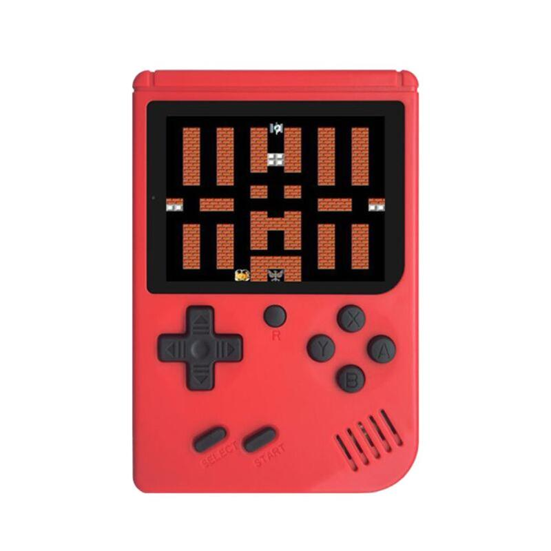 Game Console 8 Bit Retro Mini Pocket Handheld Player +Handle Built-in 168 Classic Games Best Gift for Child Nostalgic Player 17