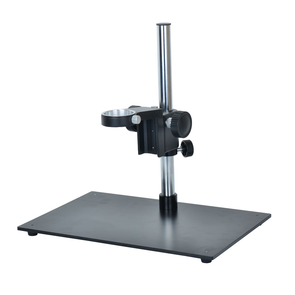 380x250mm Steel Heavy Duty Big Boom Stand and Microscope Gear Ring Holder Heavy Microscope Table Stand Bracket дырокол deli heavy duty e0130