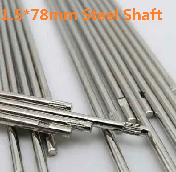 "6/"" Length Extruded 1.0 inch Dia 304 Stainless Steel Round Rod 1/"" Diameter"