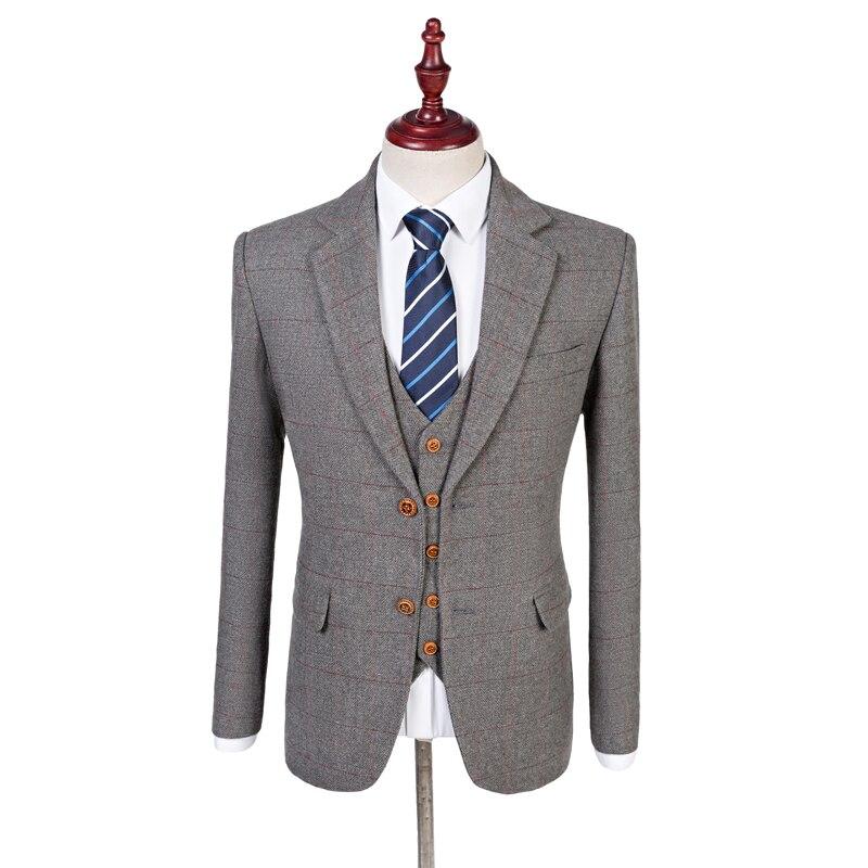 Herringbone Tweed Coat Promotion-Shop for Promotional Herringbone ...