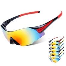 Outdoor Sports Cycling Glasses Men Mountain Road Bike Bicycle Cycling Eyewear Bi