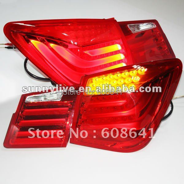 For CHEVROLET Cruze LED tail light for BMW V4 Type