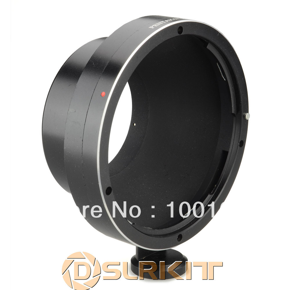 Lens Adapter Ring for Pentax 67 PK67 Lens to Canon EOS EF Mount Adapter 650D 600D