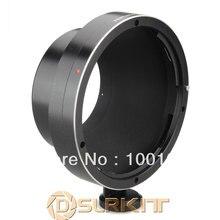 Переходное Кольцо для объектива для Pentax 67 PK67 Объектив Canon EOS EF Маунт Адаптер 650D 600D 550D 60D 7D 5DII 1D
