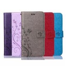 JYERAECOM Retro PU Leather + Wallet Flip Cover Case For Sams