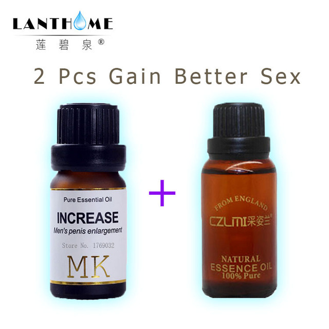 Safe effective penis enlargement