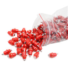 500 Pcs Poultry Bird Water Nipple Drinker Spring Type Drinking And Pet Breeding Equipment