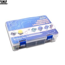цена на with Retail Box RFID Starter Kit for Arduino UNO R3 Upgraded version Learning Suite Wholesale Free Shipping 1 set