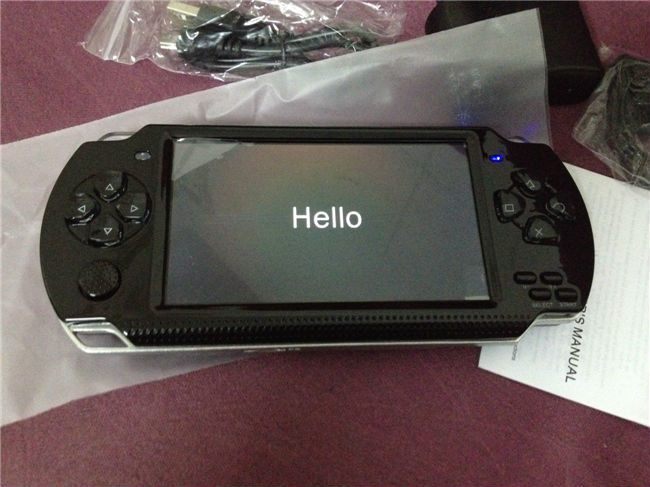 PSP Game Console (12)