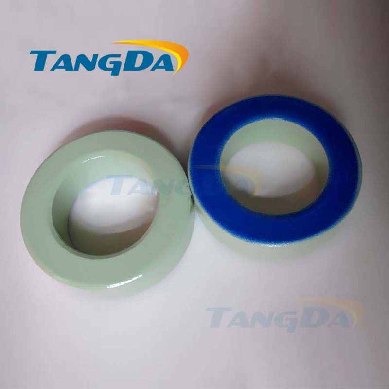 T200 Tangda KT200-52B Iron Power Cores inductor T200-52B 51*31.8*25.4mm coated ferrite ring core Magnet filtering green blue s1008r 102k inductor mr li
