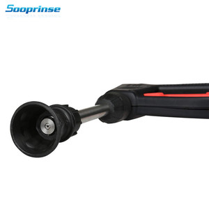 Image 5 - Sooprinse High Pressure Washer Surface Cleaner foam Nozzle pressure Washer Water Broom Surface Cleaner 1/4Male NPT 2020 New