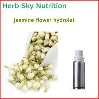 100 Natural Pure Jasmine Flower Hydrolat With Free Shipping Regulating Vital Energy Calm The Nerves