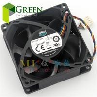 De Originele Cooler Master FA08025M12LPA 8025 80 Mm 8 Cm Computerkast Cpu Koelventilator 12V 0.45A Ventilator Met pwm 4pin