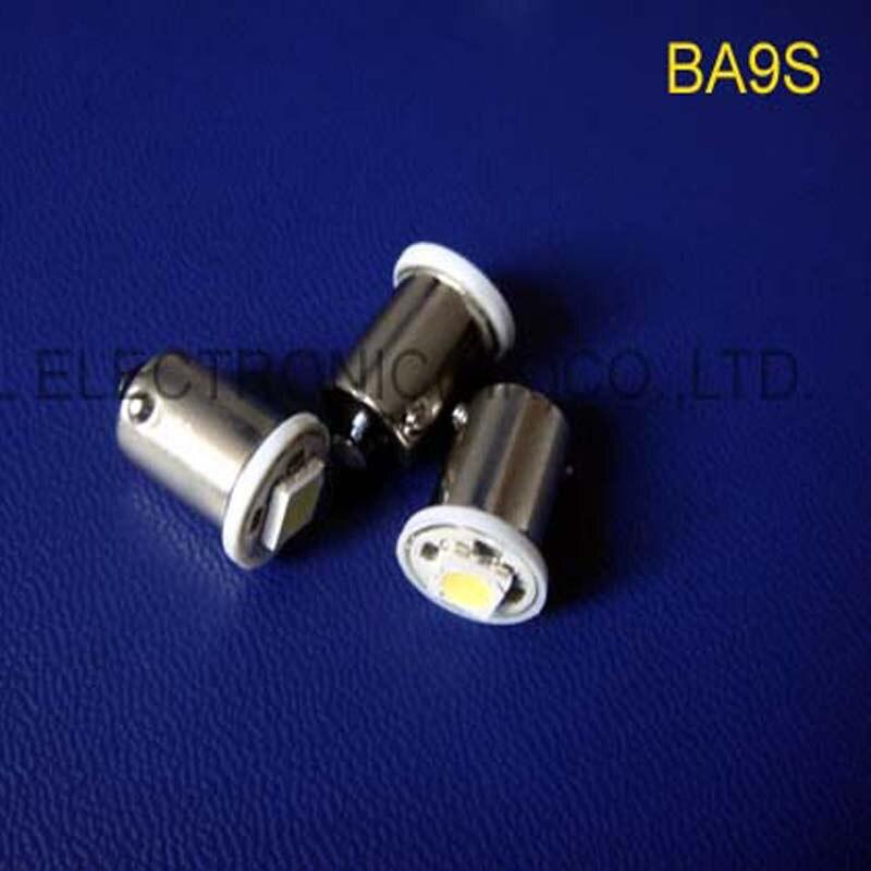 High quality 6V 6.3V BA9s LED Indicator Lamp,BA9s Led Instrument Light,BA9s Led Signal Light Pilot Lamp free shipping 100pcs/lot