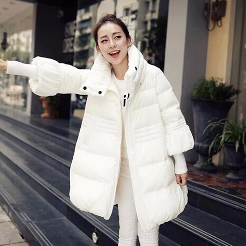 e446680d931 2016 Latest Spring Jacket Women Winter Coat Womens Clothing Medium Long Cotton  Padded Slim warm Jacket Coat High Quality A83