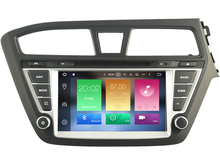 Android 6.0 CAR Audio DVD player FOR HYUNDAI I20 2015 (For Right Hand Driver) gps Multimedia head device unit receiver BT WIFI