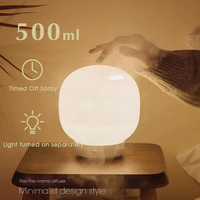 New PaoPao Aroma Diffuser 500ml USB Aromatherapy Essential Oil Diffuser Warm Night Light Desktop Air Humidifier For Home